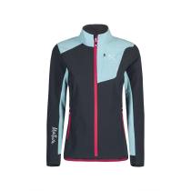 Kauf Ski Style Jacket Woman Piombo/Ice Blue