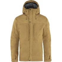 Buy Skogsö Padded Jacket M Buckwheat Brown