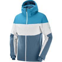 Achat Slalom Jacket M Mallard Bl/Wh/Barr Reef