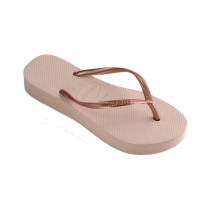 Buy Slim Flatform Ballet Rose