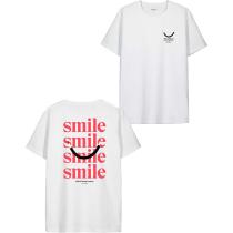 Acquisto Smile T-shirt White