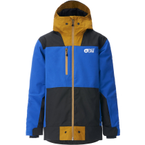 Buy Snapy Jacket Picture Blue