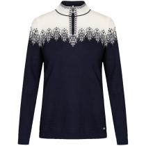 Achat Snefrid Fem Sweater Bleu Marine/Blanc