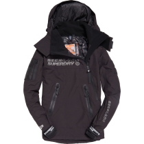 Compra Snow Rescue Overhead Jacket M Onyx Black