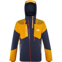 Achat Snowbasin Jacket M Saphir/Kumquat