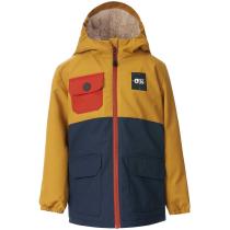 Buy Snowy Jacket Golden Yellow