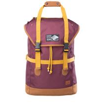 Achat Soavy Bag Burgundy/Brown/Yellow