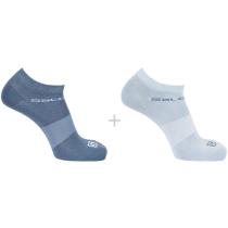 Achat Socks Festival 2-Pack Artic Ice/Copen Blue