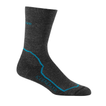 Buy Socks Hike+ Light Crew W Hthr/Cruise/Black