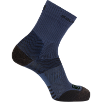 Buy Socks Outpath Mid Mood Indigo/Dark Denim