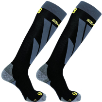 Acquisto Socks S/Access 2-Pack-Black-Black-Co