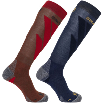 Buy Socks S/Access 2-Pack Madder/Darkde