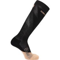 Buy Socks S/Max W Black/Rose Gold