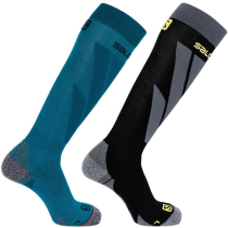 Kauf Socks S/Access 2-Pack Fjord Blue/Black