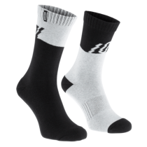 Kauf Socks Scrub Black