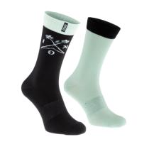 Kauf Socks Scrub Shallow Green