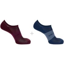 Achat Socks Sonic 2-Pack Winetasting/Dark Denim