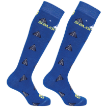 Buy Socks Team Jr 2-Pack Nautical B/Sulphur