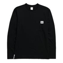 Acquisto Source T-Shirt LS Slate Black