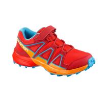 Achat Speedcross Bungee K Fiery Red/brig