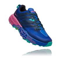 Buy Speedgoat 4 W Dazzling Blue / Phlox Pink