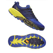 Acquisto Speedgoat 4 BLACK IRIS / EVENING PRIMROSE