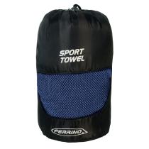Achat Sport Towel Bleu