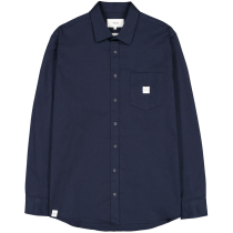 Achat Square Pocket Shirt Dark Navy