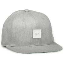 Kauf Square Snapback Grey