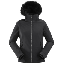 Buy Squaw Valley Fur Jkt 3 W Black/Noir