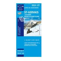 Acquisto St Gervais-Massif du Mont Blanc 3531ET