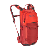Achat Stage 6L + Poche 2L Orange/Rouge