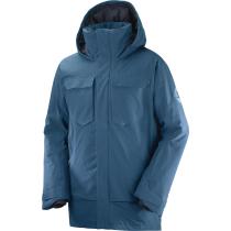 Compra Stance Cargo Jacket M Mallard Bl/Heather