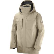 Buy Stance Cargo Jacket M Roasted Ca/Heather