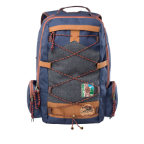 Achat Stanley Bag Dark Blue/Grey Wool/Bro