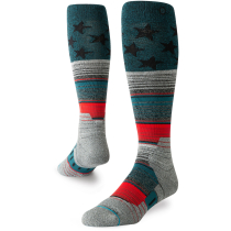 Acquisto Star Fade M Merino Wool Socks Green