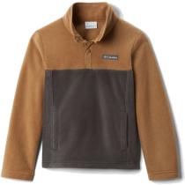 Buy Steens Mountain 1/4 Snap Fleece Pull-Over Delta/Shark
