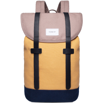 Buy Stig Multi Earth Brown/Honey Yellow/Navy/Black Leather