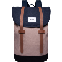 Acquisto Stig Multi Navy/Earth Brown/Black/Cognac Brown Leather