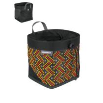 Achat Stitch Boulder Chalk Bag Black