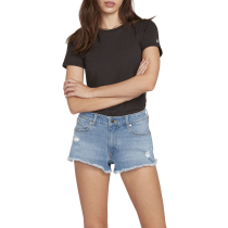 Achat Stoney Stretch Short W Blue Relic
