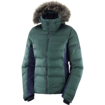 Compra Stormcozy Jacket W Green Gables/Night Sky