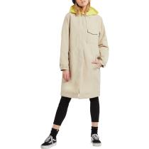 Buy Strencher Coat Pale Khaki