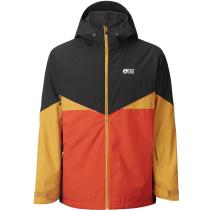 Achat Styler Jacket Black/Pumpkin Red