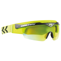 Achat Sunglasses Podium Neonyellow