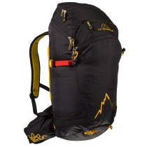 Achat Sunlite Backpack Black/Yellow