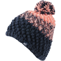 Buy Sunny Beanie W Pop Coral/Orion Blue