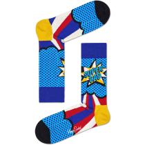 Acquisto Super Dad Sock Bleu Turquoise