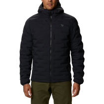 Achat Super DS Stretchdown Hooded Jacket M Black