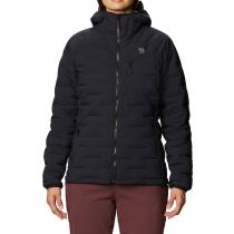 Kauf Super DS Stretchdown Hooded Jacket W Black